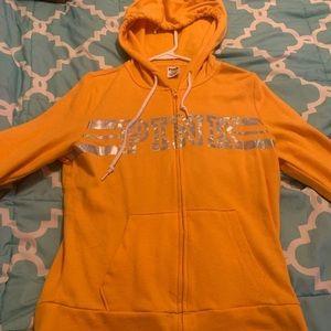 Yellow PINK jacket